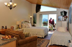 Hotel | Majestic View Bed and Breakfast | Homer, AK | 9072356413